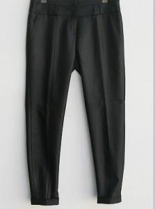 09春款专柜正品奢华系列9分裤