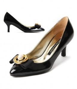 ==时尚单鞋==实拍浅口圆头超高跟单鞋